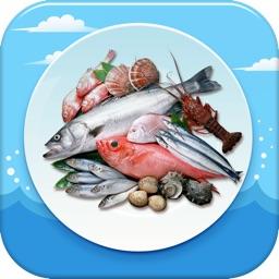 海鲜家常菜大全 大众营养海鲜美味私房菜  是下厨房,点评菜谱必备手机软件