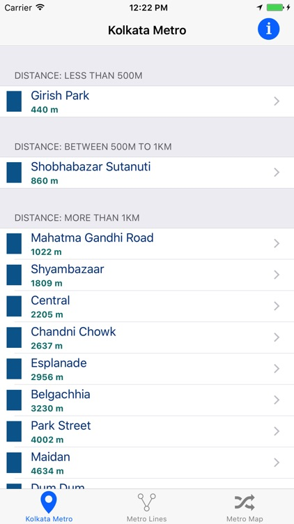 Kolkata Metro & Subway screenshot-0