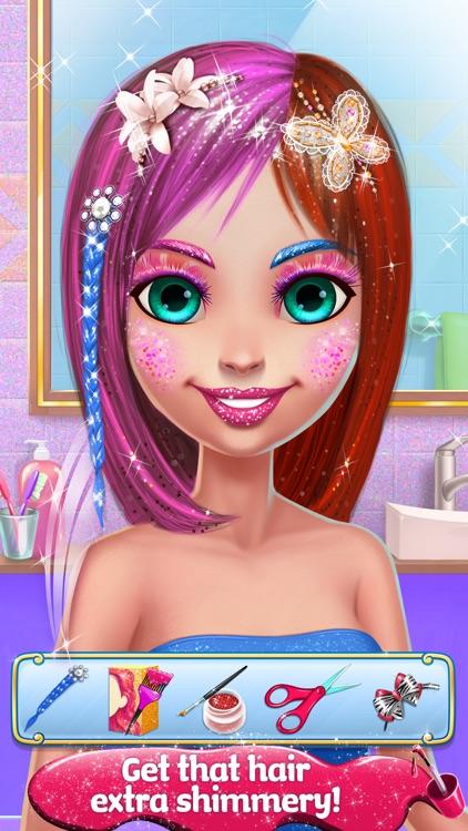 Glitter Makeup Salon screenshot-3