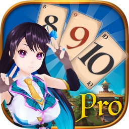 Pyramid Solitaire Asia Pro