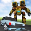 Robot Racer : Endless Mecha Fighting on Highway - iPhoneアプリ