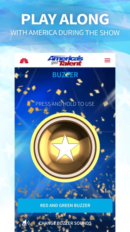 AGT: America's Got Talent Official App on NBC screenshot-1