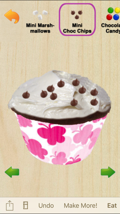 Cupcakes! The Original Baking App screenshot