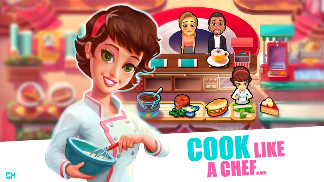 Mary le Chef - Cooking Passion Online Hack Tool