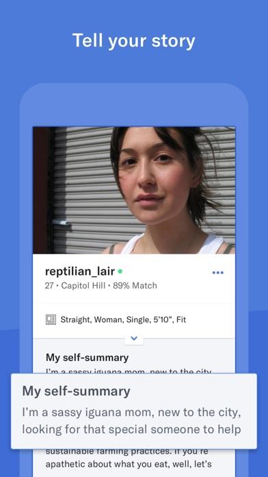 OkCupid Dating screenshot