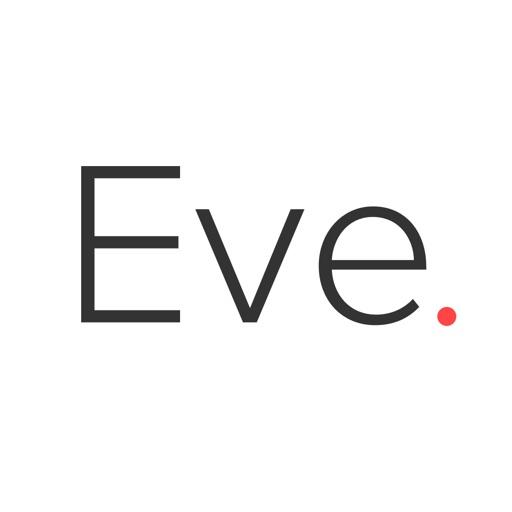 Eve Period Tracker: Menstrual Calendar, Sex Tips app logo