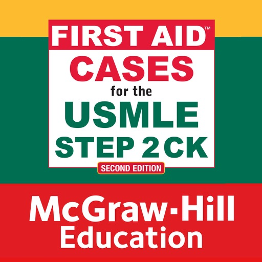 First Aid Cases for USMLE Step 2 CK, 2nd Ed.