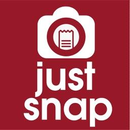 JustSnap - Alışveriş yap anında hediyeler kazan.