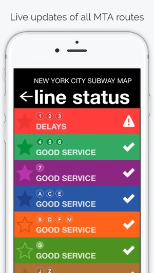 New York Subway Map Mobile.New York City Subway Map On The App Store