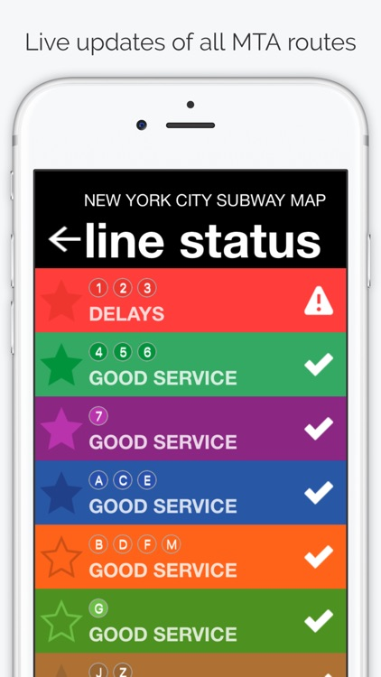 New York City Subway Map screenshot-4