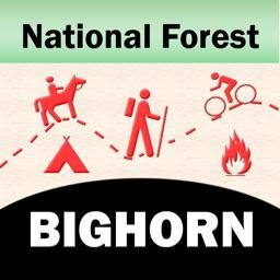 Bighorn National Forest – Offline Map Navigator