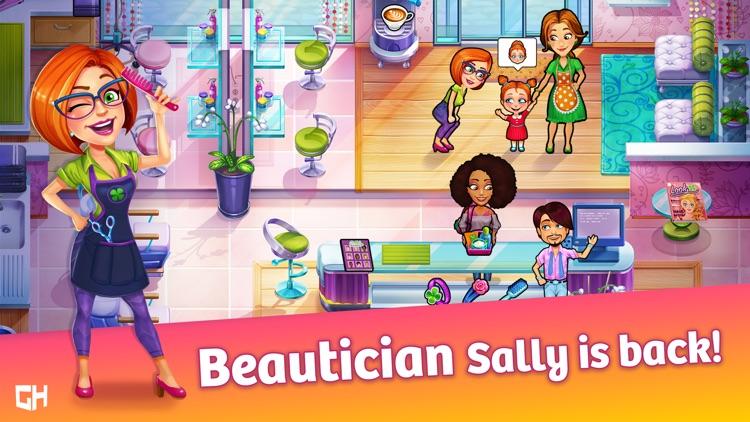 Sally's Salon - Beauty Secrets screenshot-0