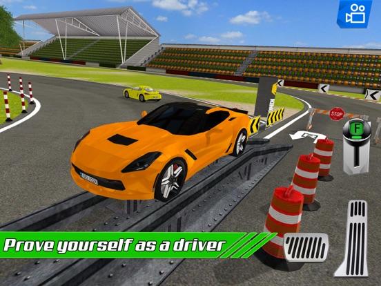 Car Trials: Crash Course Driver для iPad