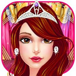 Princess DressUp Party ® - Makeup Games