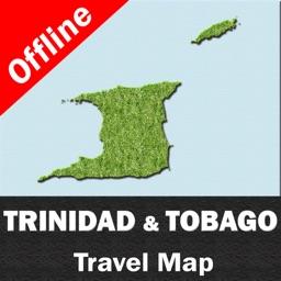 TRINIDAD & TOBAGO – Travel Map Offline Navigator