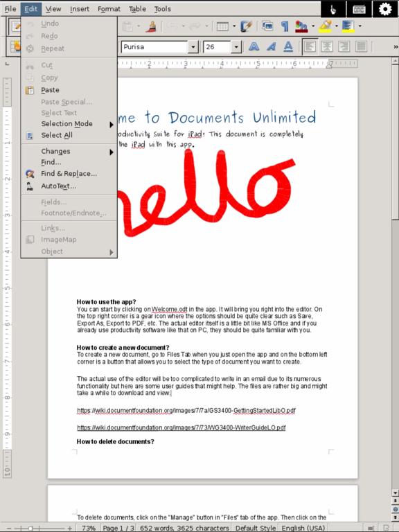 Top 10 Apps like Docs U -Editor for Microsoft Office