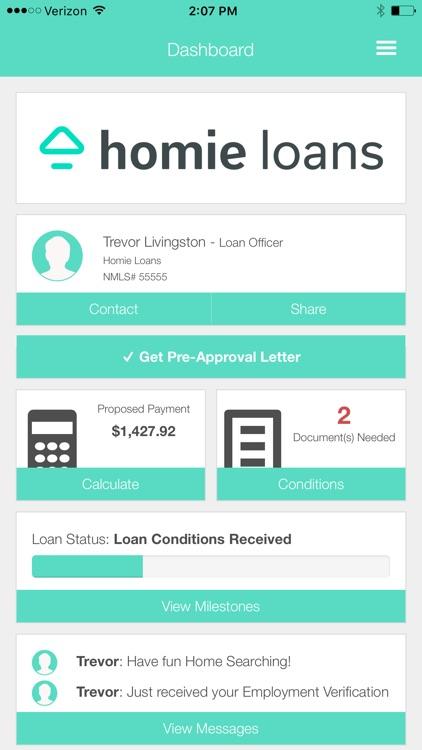 Homie Loans