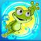 App Icon for Froggy Splash App in Singapore IOS App Store