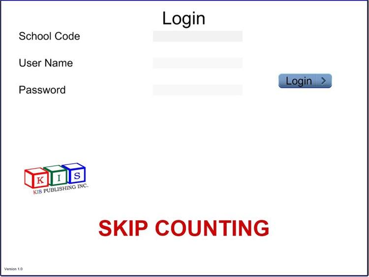 KIS Skip Counting