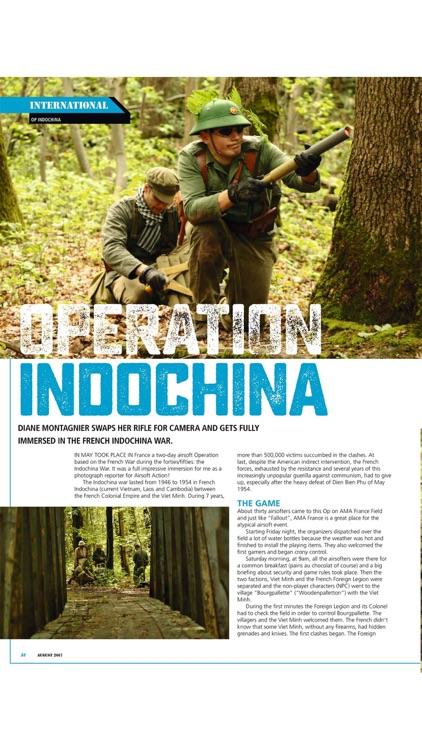 Airsoft Action - the airsoft magazine screenshot-4