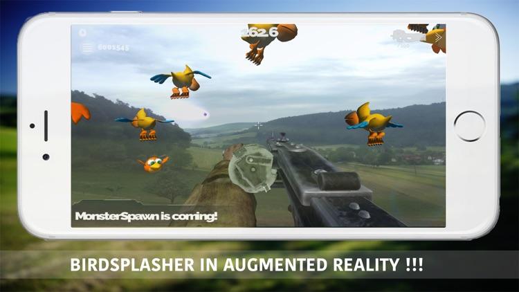 BirdSplasher - AugmentedReality PRO