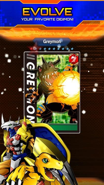 Digimon Heroes! screenshot-4