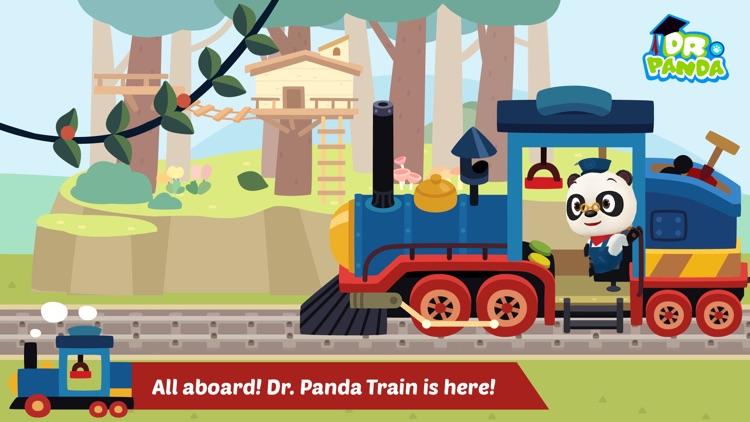 Dr. Panda Train screenshot-0