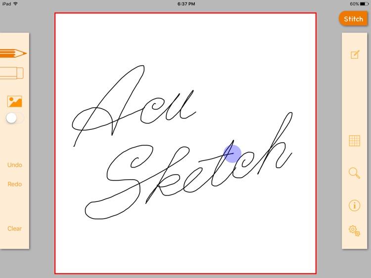 AcuSketch screenshot-4