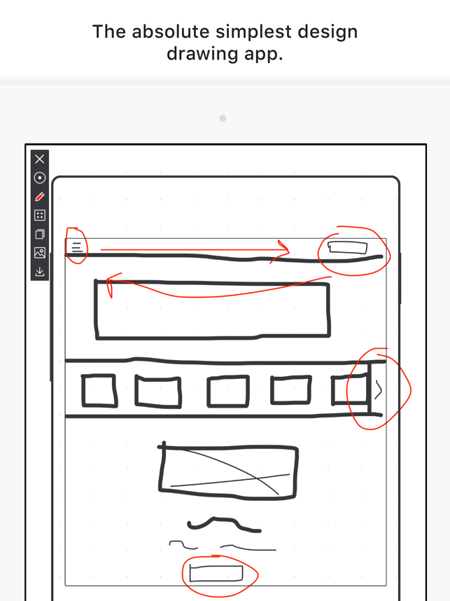 ‎Drwer - Simple Design Drawing Screenshot