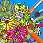 Color Mix - Adult Coloring Books icon