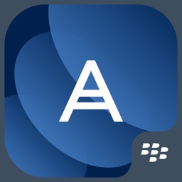 Acronis Access for BlackBerry Dynamics