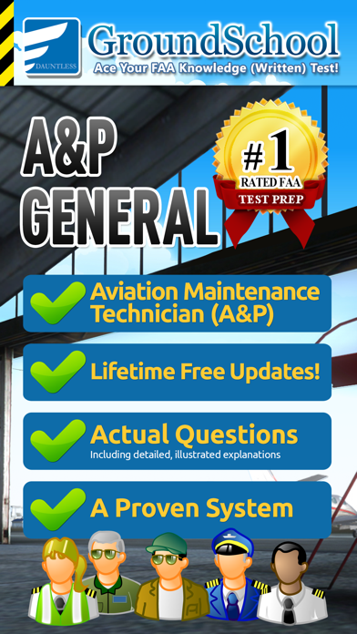 Top 10 Apps like FAA ATP Written Test Prep in 2019 for iPhone & iPad