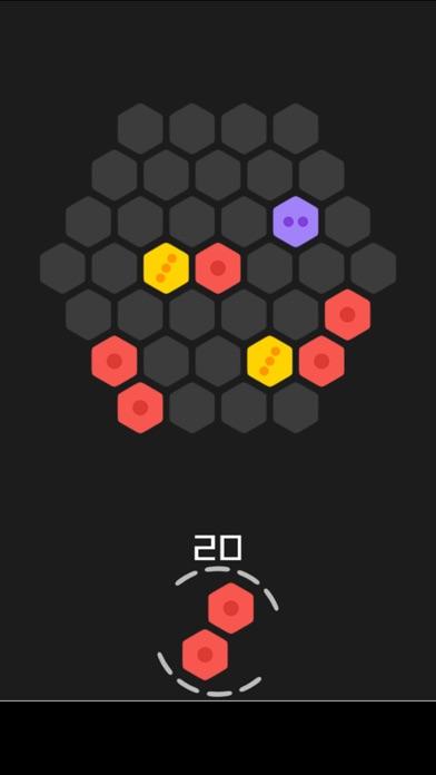 六边形合成 screenshot one