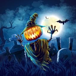 Halloween Night Stickers