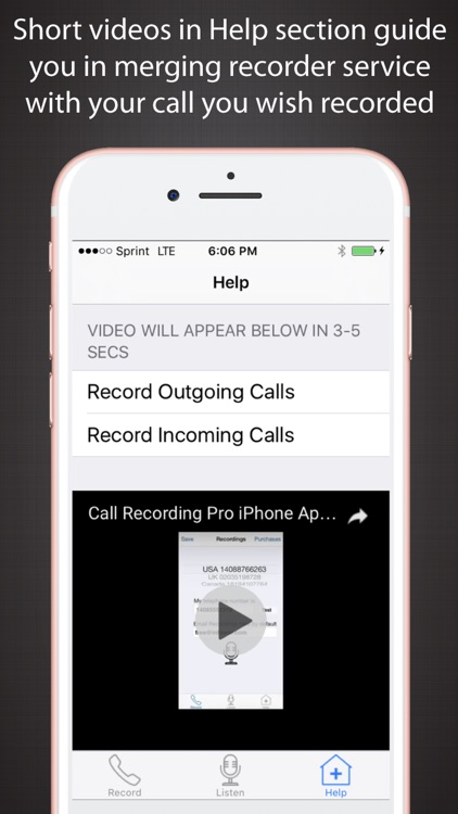 Call Recording Plus Transcripts