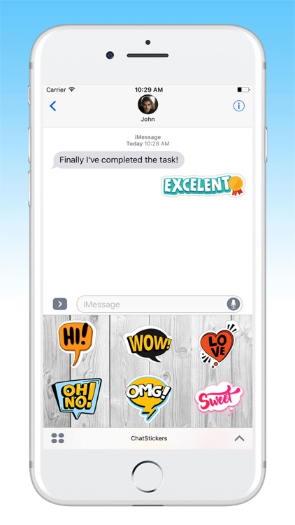 Chat Stickers Pack