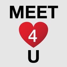 Meet4U – dating, chat, love, flirt with singles
