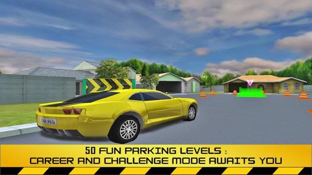 Parking 3D - Car Parking on the App Store