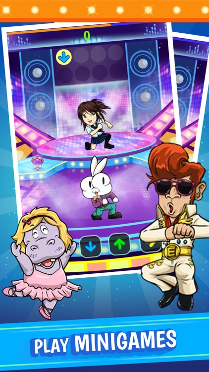 Bunbu Dance Tour: Idol Clicker screenshot-2