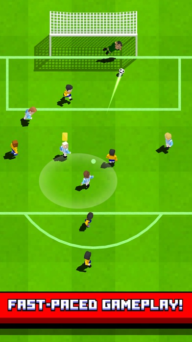 Retro Soccer - Arcade Football iPhone