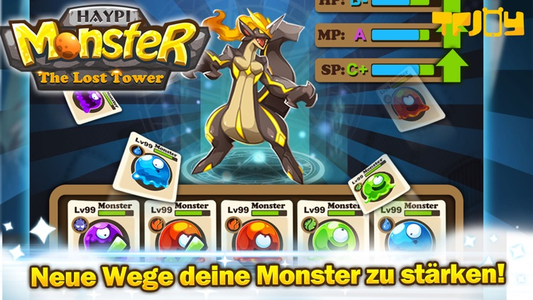 TFJoy: Der Lost Tower Deutsch screenshot-4