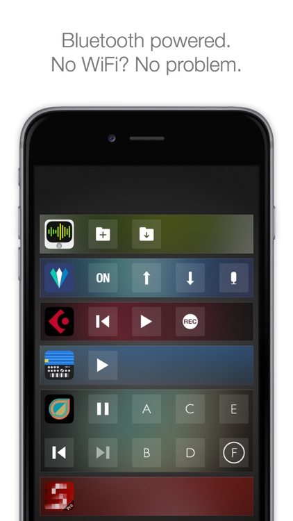 Audiobus Remote screenshot-3