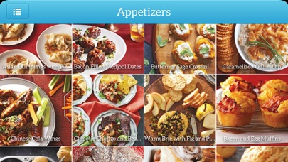 Holiday Recipes - Delicious Meals screenshot one