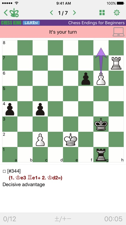 chess how to play beginner