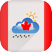 5.Canada Weather Live Forecast