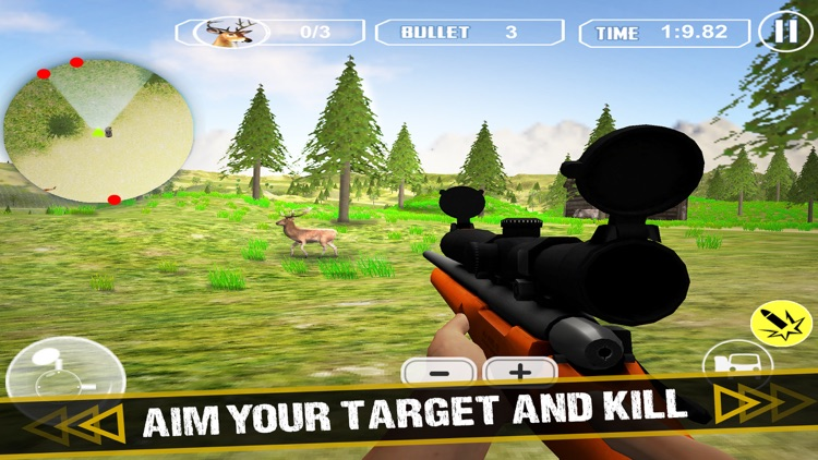 Animal Hunter - 3D Game screenshot-4