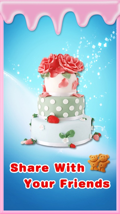 Cake Mania! - cooking games screenshot-3