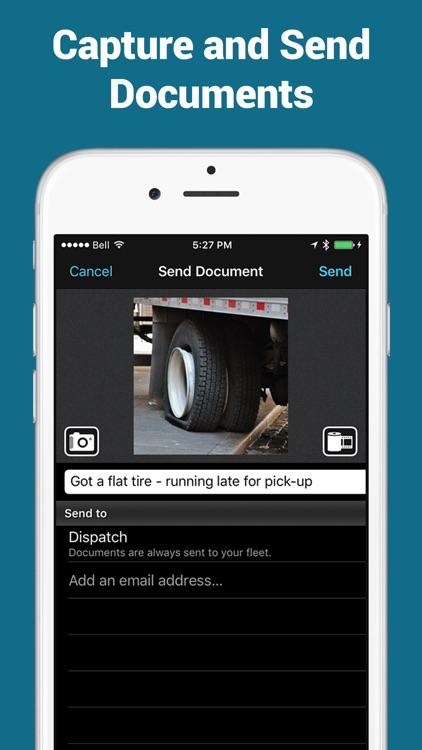 BigRoad Truck Driver Log Book screenshot-4