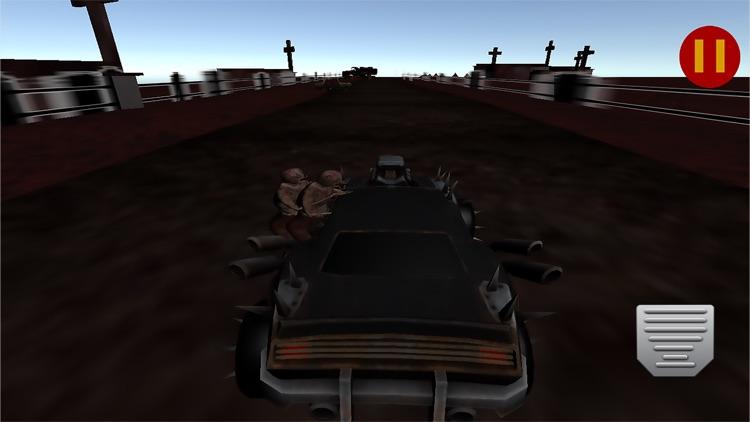 Highway Zombie Killer 2017 screenshot-3
