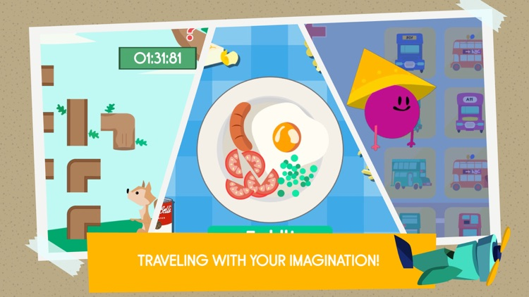 Traveling with Arthur - London city guide for kids screenshot-3